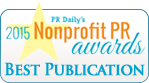 Best NonProfit Publication 2015