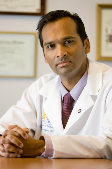 Arul M. Chinnaiyan, M.D., Ph.D